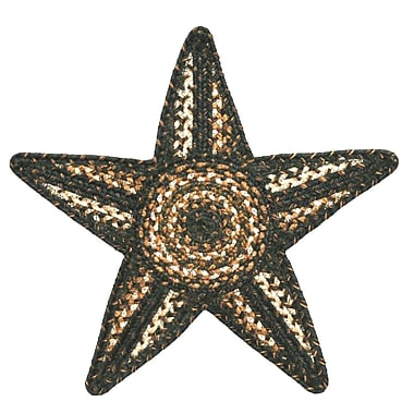 Homespice Decor Star Trivet; Kilimanjaro