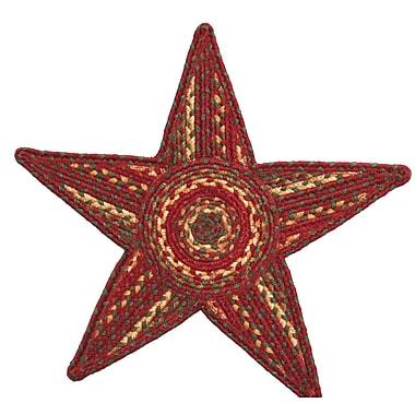 Homespice Decor Star Trivet; Cider Barn