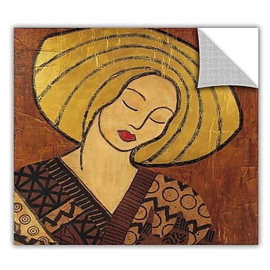ArtWall ArtApeelz 'Serenity' by Gloria Rothrock Painting Print Removable Wall Decal