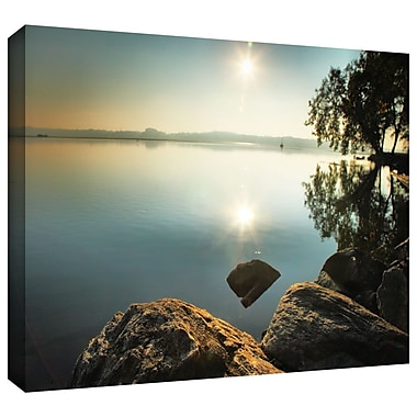 ArtWall 'Starting Over' by Steven Ainsworth Photographic Print on Wrapped Canvas; 12'' H x 18'' W