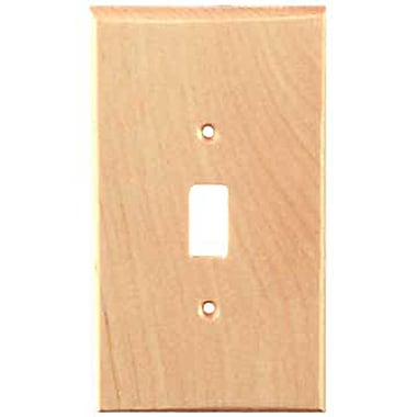 Sierra Lifestyles Traditional - 1 Toggle Unfinished; Knotty Pine