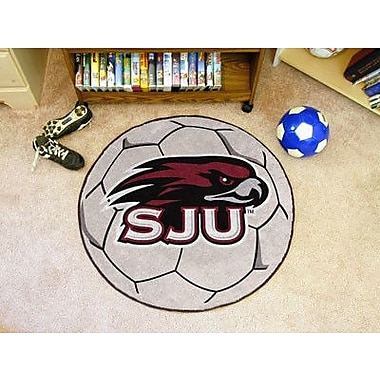 FANMATS NCAA St. Joseph's University Soccer Ball