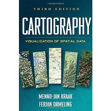 Cartography, Third Edition: Visualization of Spatial Data, New Book (9781609181932)