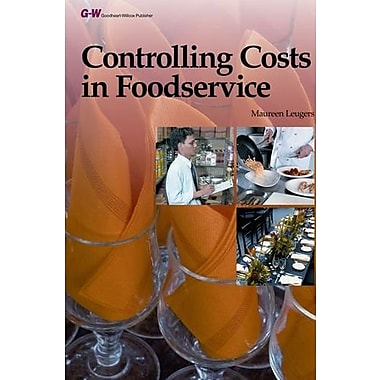 Controlling Costs in Foodservice, Used Book (9781619601666)