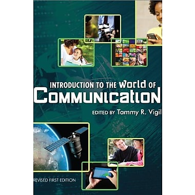 Introduction to the World of Communication (Revised First Edition), New Book (9781621310600)