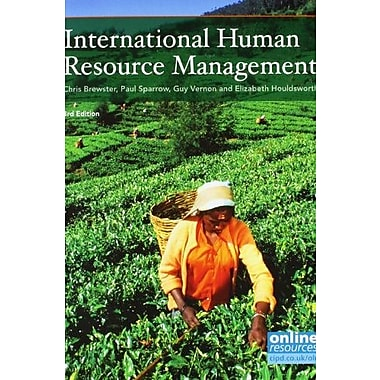 International Human Resource Management, Used Book (9781843982661)