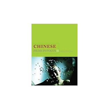 Chinese Films in Focus II, New Book (9781844572373)