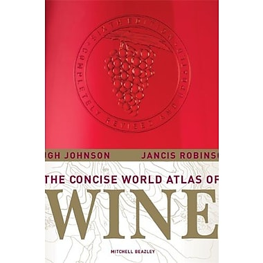 The Concise World Atlas of Wine, New Book (9781845335007)