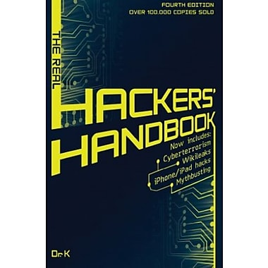 The Real Hackers' Handbook: Fourth Edition, New Book (9781847328250)