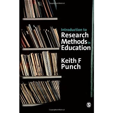 Introduction to Research Methods in Education, New Book (9781847870179)