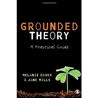 Grounded Theory: A Practical Guide, New Book (9781848609921)