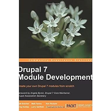Drupal 7 Module Development, Used Book (9781849511162)