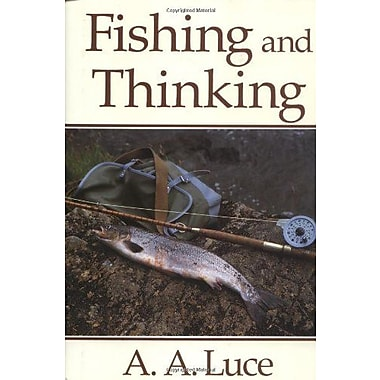 Fishing and Thinking, Used Book (9781853101519)