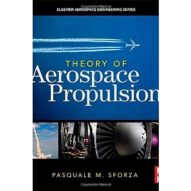Theory of Aerospace Propulsion (Aerospace Engineering), New Book (9781856179126)