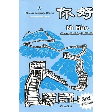Ni Hao 3 Textbook (English and Chinese Edition), Used Book (9781876739546)