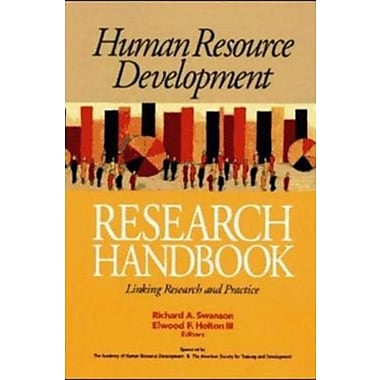 Human Resource Development Research Handbook: Linking Research and Practice, New (9781881052685)