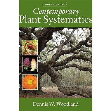 Contemporary Plant Systematics, New Book (9781883925642)