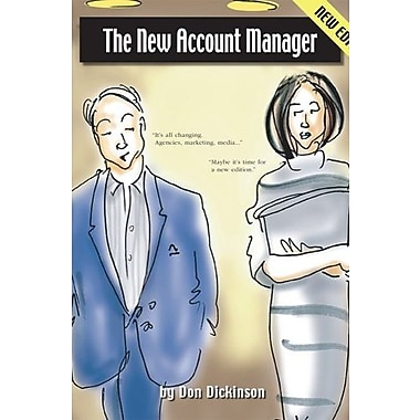 The New Account Manager, New Book (9781887229371)