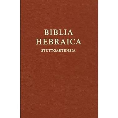 Biblia Hebraica Stuttgartensia, New Book (9783438052193)