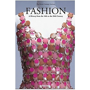 Fashion: A History from the 18th to the 20th century (Taschen 25th Anniversary), New Book (9783822827635)