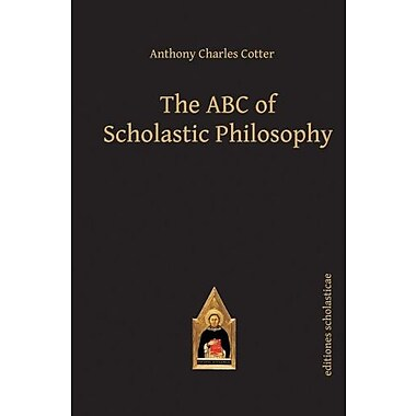 The ABC of Scholastic Philosophy (Editiones Scholasticae), New Book (9783868385212)
