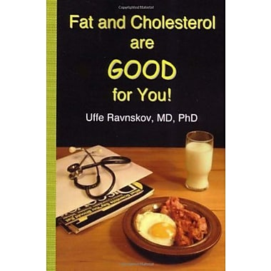 Fat and Cholesterol are Good for You, Used Book (9789197555388)