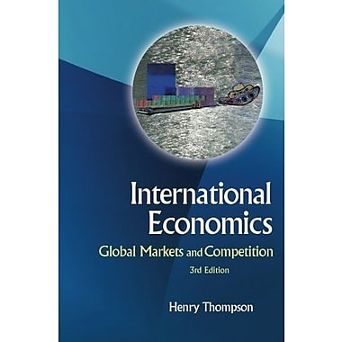 International Economics: Global Markets and Competition (3rd Edition), New Book (9789814307024)