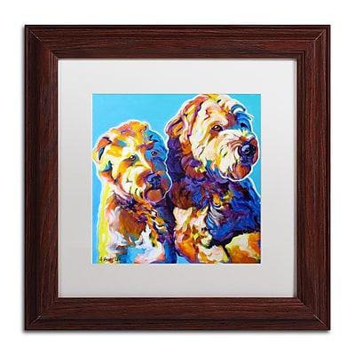 Trademark Fine Art ALI0550-W1111MF