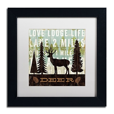 Trademark Fine Art WAP0122-B1111MF