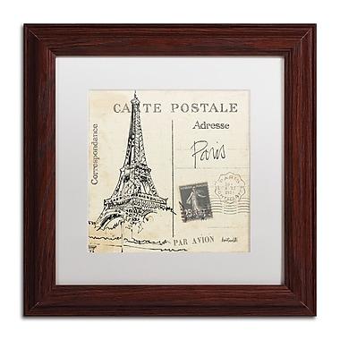 Trademark Fine Art WAP0092-W1111MF