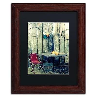 Trademark Fine Art BC0123-W1114BMF