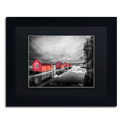 Trademark Fine Art EB0053-B1114BMF
