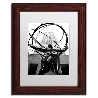 Trademark Fine Art MZ0253-W1114MF
