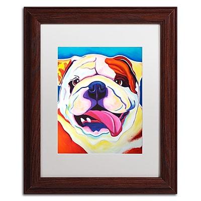 Trademark Fine Art ALI0557-W1114MF