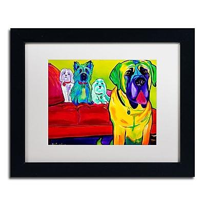 Trademark Fine Art ALI0563-B1114MF