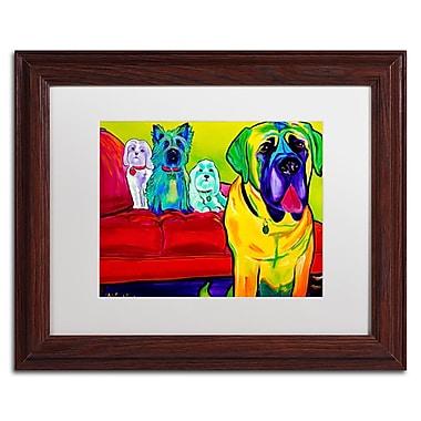 Trademark Fine Art ALI0563-W1114MF