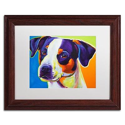 Trademark Fine Art ALI0547-W1114MF