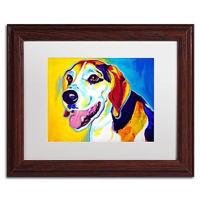 Trademark Fine Art ALI0571-W1114MF