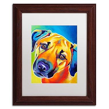 Trademark Fine Art ALI0574-W1114MF