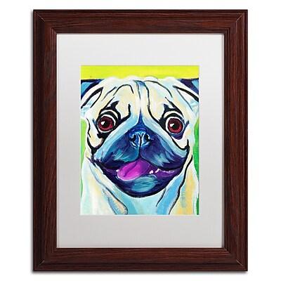 Trademark Fine Art ALI0582-W1114MF