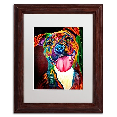 Trademark Fine Art ALI0598-W1114MFF