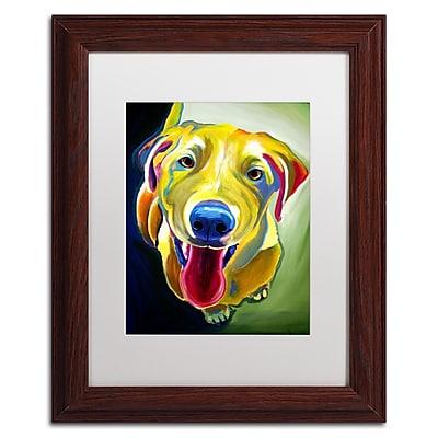 Trademark Fine Art ALI0585-W1114MF