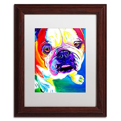 Trademark Fine Art ALI0586-W1114MF