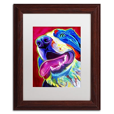 Trademark Fine Art ALI0587-W1114MF