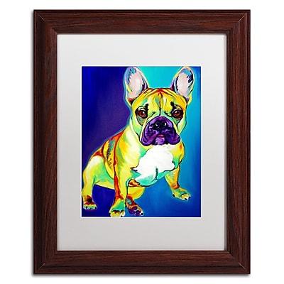 Trademark Fine Art ALI0588-W1114MF