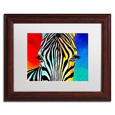 Trademark Fine Art ALI0593-W1114MF