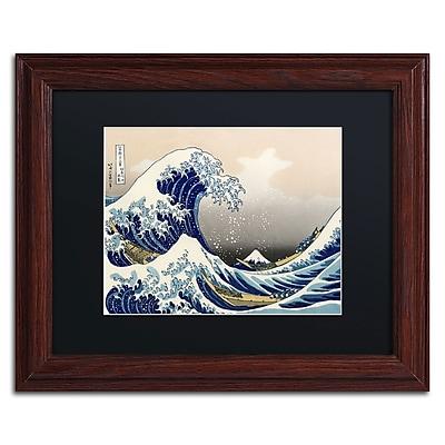 Trademark Fine Art BL0191-W1114BMF