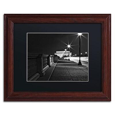 Trademark Fine Art GO011-W1114BMF