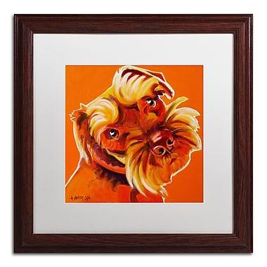 Trademark Fine Art ALI0553-W1616MF
