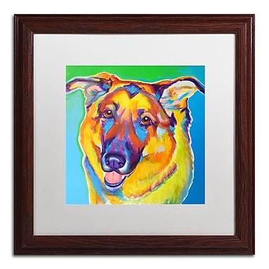 Trademark Fine Art ALI0549-W1616MF